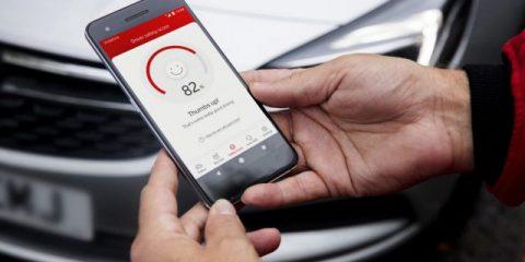 IoT, Vodafone Italia presenta la tecnologia V-Auto al Motorshow di Bologna