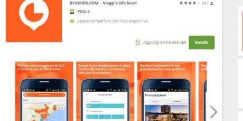 App4Italy. La recensione del giorno, ByHours
