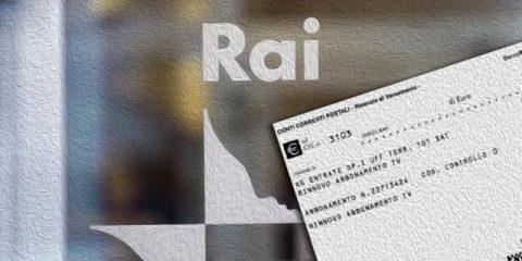 Canone Rai, resta a 90 euro ma l'esenzione va comunicata entro il 31 dicembre 2017