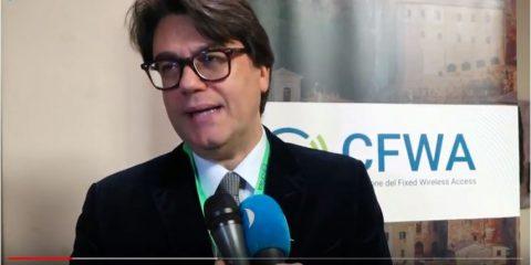 Evento annuale CFWA – 2a edizione. Intervista a Antonio Nicita (Commissario AGCom)