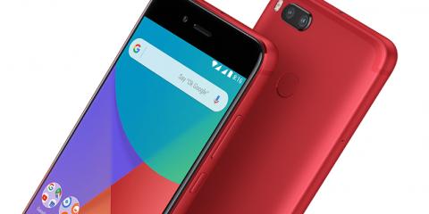 Cosa Compro. Xiaomi Mi A1 anche in versione Red, caratteristiche e costi