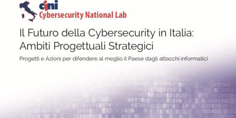 Cybersecurity nazionale, il 6 febbraio a Milano la presentazione del libro bianco