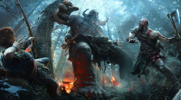 Game Informer dedicherà il numero di febbraio a God of War