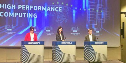 Supercomputing motore dell'economia digitale, l'UE annuncia piano da 1 miliardo di euro per il 2020