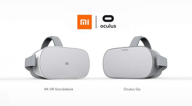 Xiaomi e Oculus: partnership per il lancio di due nuovi VR evoluti