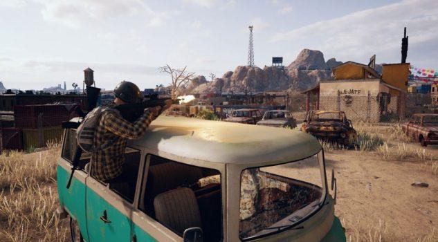 PlayerUnknown's Battlegrounds si aggiorna su Xbox One con la quarta patch