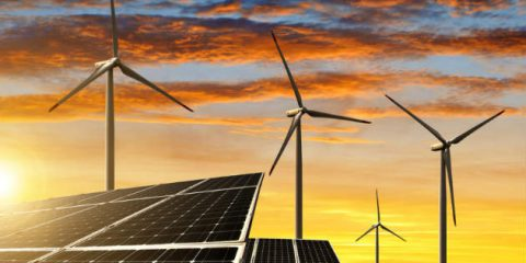 Efficienza energetica, le rinnovabili in Italia crescono del 13% nel 2017