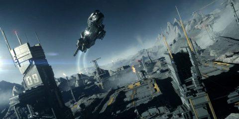 Star Citizen prende forma con il gameplay di Squadron 42