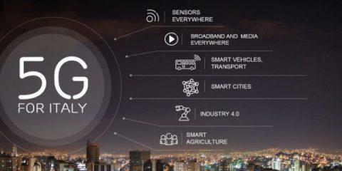 '5G for Italy', continua il rafforzamento del progetto di Tim ed Ericsson