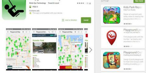 App4Italy. La recensione del giorno, Playground Buddy
