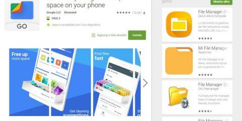 App4Italy. La recensione del giorno, Files Go