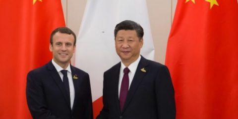 Macron incontra Xi a Pechino, Crisi Catalogna, E.on vende Uniper sottocosto, Elezioni in Italia