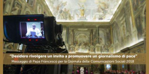 L'antidoto di papa Francesco contro le fake news. Il commento di mons. Viganò