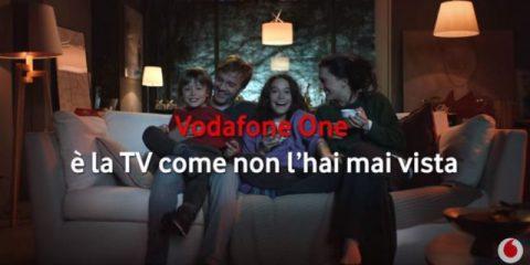 Vodafone Italia lancia Vodafone One, l'offerta per tutta la famiglia