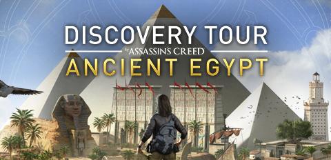 Il Discovery Tour trasforma Assassin's Creed Origins in una visita interattiva dell'Antico Egitto
