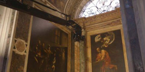 Vatican News, in anteprima un estratto del film 'Caravaggio – l'Anima e il Sangue' prodotto da Sky