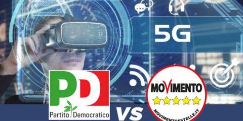 Banda larga, 5G, Pa Digitale, Cybersecurity e Fintech, i programmi di PD e M5S a confronto