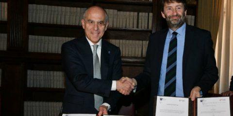 Mobilità elettrica, accordo Mibact-Enel per il turismo a zero emissioni in Italia