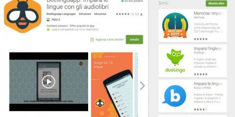 App4Italy. La recensione del giorno, Beelinguapp