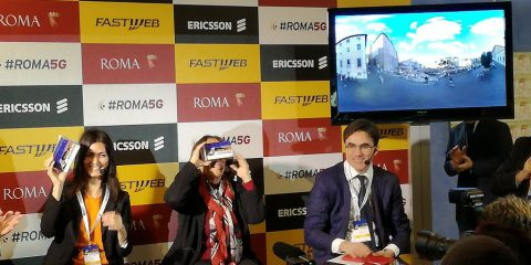 5G, Roma accende l'antenna. Turismo, mobilità e sicurezza primi 'Verticals'