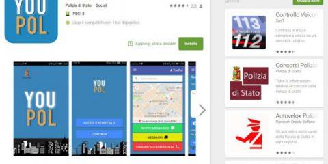 App4Italy. La recensione del giorno, YouPol