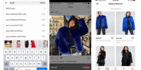 App4Italy. La recensione del giorno, ASOS-Style Match