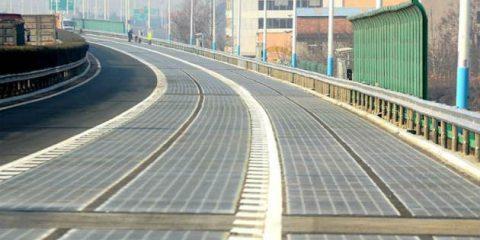 Autostrada solare, in Cina aprirà nel 2022 per auto elettriche e a guida autonoma