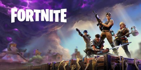 Fortnite è il gioco dell'anno per i Golden Joystick Awards