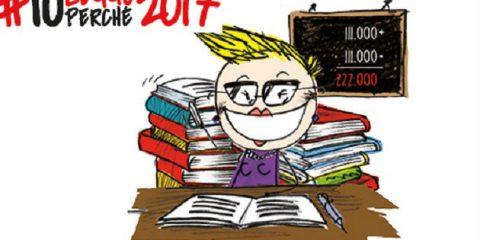 'Io Leggo Perché' porta nelle biblioteche scolastiche italiane oltre 222 mila libri