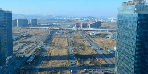 Songdo, utopia high-tech da 40 miliardi di dollari che assomiglia alla città fantasma di Chernobyl