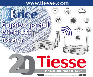 Tiesse, innovazione made in Italy