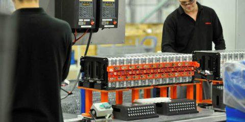 Batterie al litio, in Europa mercato in crescita del 16% annuo fino al 2024