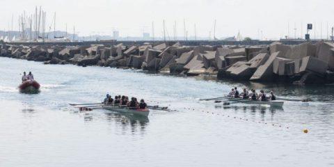 Canottaggio, a Salerno la IV edizione di Rowing Togheter