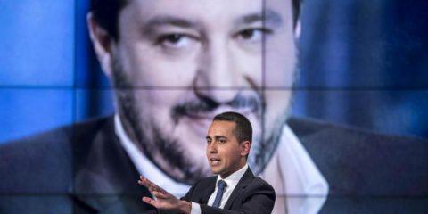 Sbarchi e immigrazione, Salvini oscura Di Maio in Tv