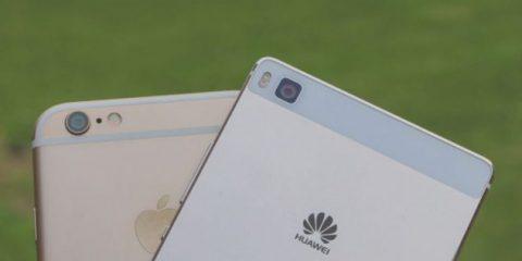SosTech. Attenzione Apple, Huawei in Italia fa il botto