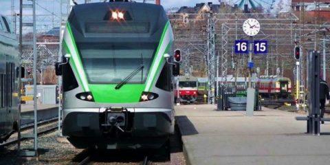 Finlandia, Almaviva si aggiudica la gara per il sistema di informazioni nelle stazioni ferroviarie