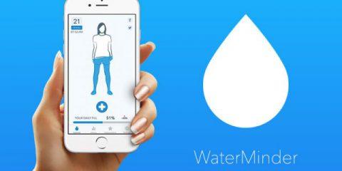 App4Italy. La recensione del giorno, WaterMinder