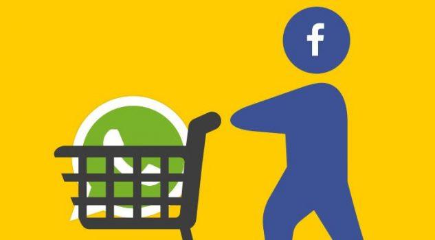 WhatsApp non condividerà i dati degli utenti con Facebook in Europa