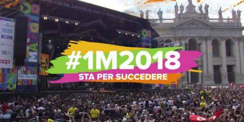 Primo Maggio, concertone romano in diretta live su Rai 3
