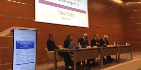 Gdpr, il roadshow di Privacy Italia fa tappa a Firenze. Il resoconto