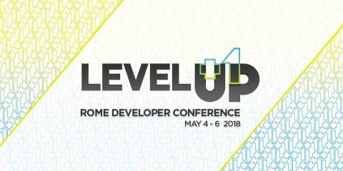 Arriva a Roma Level Up, la conferenza internazionale di sviluppo di videogiochi