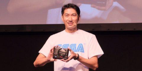 SEGA sta preparando il lancio del Mega Drive Mini