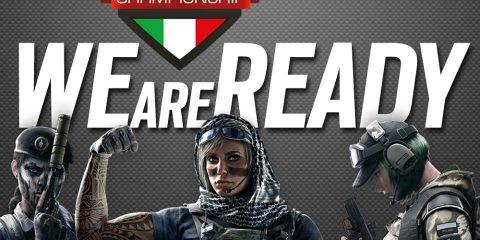 Rainbow Six Siege protagonista sulla scena eSports italiana