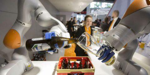 Automazione 4.0, in 20 anni i robot potrebbero occupare un terzo dei posti di lavoro a Londra