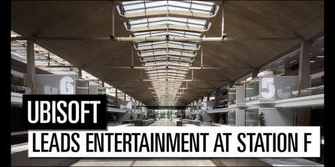 Ubisoft punta nuovamente sulle start-up insieme a Station F