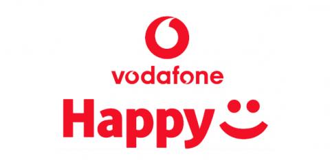 Vodafone Italia, 'Happy' compie un anno e riparte con nuovi premi