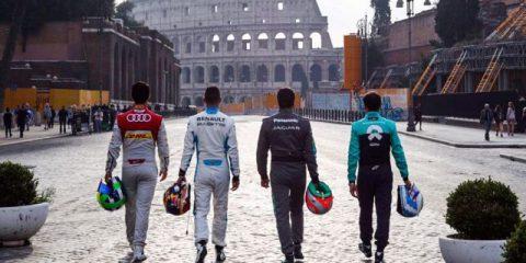 Formula E, Allianz partner ufficiale dell'evento