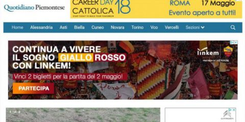 Network digitale, Quotidiano Piemontese entra a far parte di Quotidiano.net