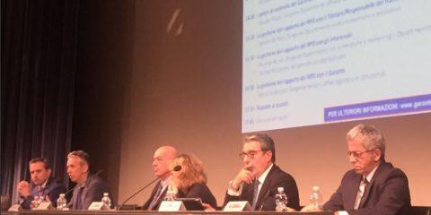GDPR, Antonello Soro a Bologna incontra i DPO 'La protezione dei dati è una garanzia di libertà nella società digitale'