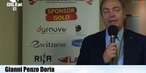 DIG.Eat 2018: Intervista a Gianni Penzo Doria (Università degli Studi dell'Insubria)